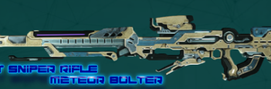 Defiance VOT Sniper Rifle by Luckymarine577