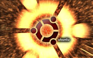 hot ubuntu widescreen by mzm