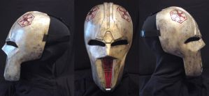 Sith Acolyte mask by WulWhite
