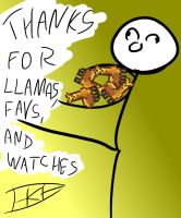 INSTEAD OF THANKING IN COMMENT CHECK MY GALLERY C: by Random-Derp