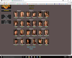 I started playing Hunger Games Sim... by HopelessFluttershy