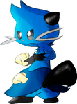 Dewott by ScreamoShaymin