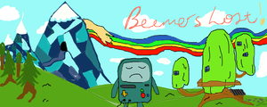 Beemo's lost! by AyaneAlexander