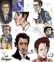 iscribble dump- feb. '11 by Allmypower