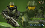 Halo 4: Master Chief by XNASyndicate