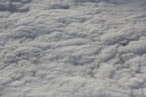 From Above - Clouds 9. by MystStock