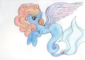 (ipc) 'Calypso' - The Lost Hippocampus by Ambercatlucky2