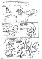 Golden Sun Comic Page 14 by Valaquia