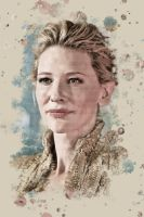 Cate Blanchett by gre-muser