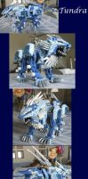 Tundra- Custom paint Liger Zero X by MidnightLiger0
