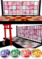 Sakura Screen Stage By Chisa City's by roosjuh14290