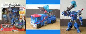 TF:P Robots in Disguise Ultra Magnus by BoggeyDan