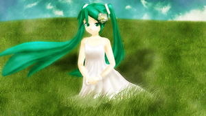 : MMD : Field of Innocence by PuniPudding