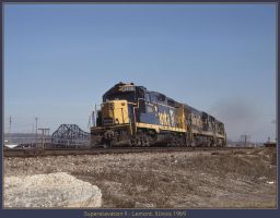 Superelevation II by classictrains