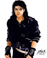 Michael Jackson Tribute by CodenameParanormal