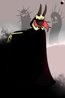 The Shadow of the Shadowlands by Wonder-Waffle