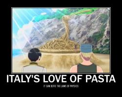 Hetalia- Italy pwns physics by Stargirl806