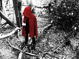 Red Riding Hood 12 by Luciferspet