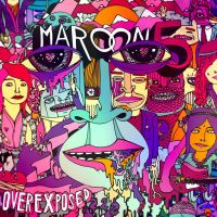 Maroon 5- Overexposed (Deluxe Version) Cd by letsgocrazycrazy