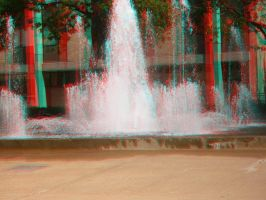 Decorative Water Fountain 3D by LittleBigDave