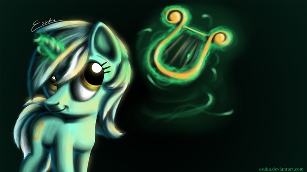 Melody in Green Major by Esuka