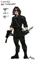 """RPG Character design """"RO"""" by rbl3d"""