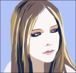 Simple Avril by asiandreajq