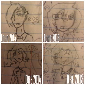 Soul Eater Ocs New Designs by perfection-rebel