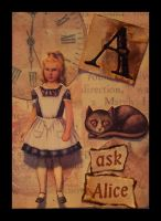 A is for Alice ATC by ValerianaSolaris