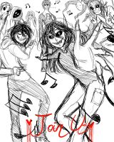 Creepypasta - Join Us by HIDDEN-being