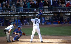 Griffey's last at bat of 2009 by Bspacewiz2