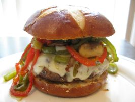Stove Top Burger 3 by brettddes