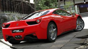 2009 Ferrari 458 Italia - 2 by HappyLuy