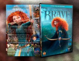 Brave Deluxe Edition DVD Cover -DL by osoalex