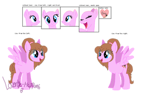 Me in pony Reference by Loverlye