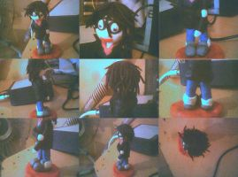 Robert Smith Model by XxWeirdOxX