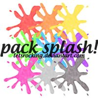 pack splash by letsrocking