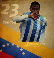 Jose Salomon Rondon by JDRincs