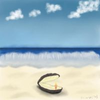 A Day At The Sea by volker03