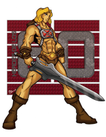 He Man 80s collection by alexss