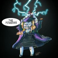 THE POWERRR by AstuteObservations