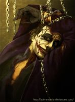 Bloody Joker by Ade-AndaRio