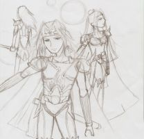 Final Fantasy IV WIP by TheNakedKing