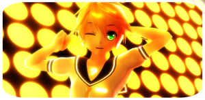 Oh look it's Len by xXBloody-MagicXx