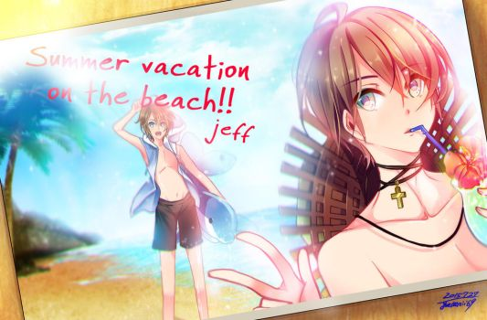 Summer vacation picture by gatanii69