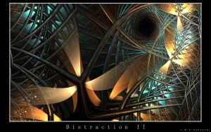 Distraction II by Meckie