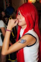 Erza Scarlet Cosplay by JNCosplayers