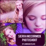 Photoshoot Sierra McCormick. 001 by LiamRadiateLove