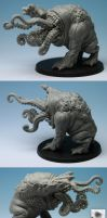 QU-SH-UG aka The Tickler by PureEvilMiniatures