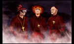 Nobody expects the spanish inquisition... by MmagPL